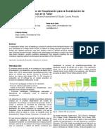 Validación de Modismos de Visualización para la Socialización de Resultados de Evaluación en el Taller