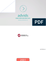 PTF Financial Fund Organization, Video Storyboard By Advids