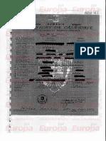 Documentele prin care Laura Codruța Kovesi a respins acuzația de plagiat