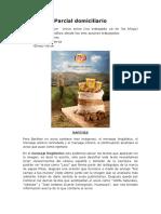 Parcial Domicliario