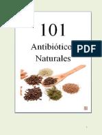 101 Antibióticos Naturales OK
