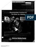AWS C5.6-89 Recommended Practices for Gas Metal Arc Welding