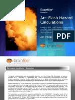 Arc Flash Calculation Guide Jim Phillips