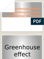 Greenhouse Effect, Greenhouse Gases and Global Warming.pptx