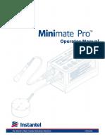 720U2301 Rev 07 - Minimate Pro Operator Manual