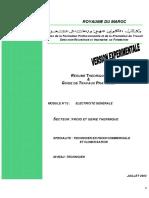m12 Tfcc Electricite Generale