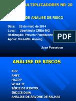 Análise de Risco2014b