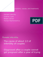 12.4 Female Reproductive Diseases Ppt