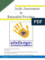 Village Assessment for Ockenden Cambodia_Sreng Sopheap