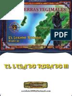 D&D 3.5 - Tierras Yegimales - El Legado Robado III