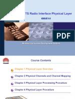 UMTS Radio Interface Physical Layer