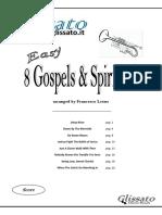 8Gospels&Spirituals DEMOSCORE Trumpet