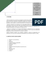 PECOSAR-OP-002 –Perfilado y Compactacion Del Canal