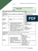 Ginecologia Obstetricia Cartera de Servicios