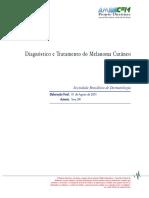 Protocolo Melanoma Cutaneo