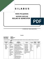 SILABUS AKHLAK KELAS 3.doc