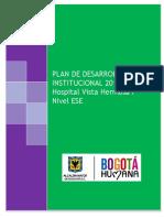 Plan Desarrollo Institucional