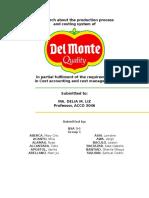 Del Monte Company