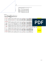 Pipe Sizeing BCWS & HWS
