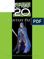 True20 - Fantasy Paths