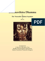 716. Brahmavihara Dhamma - Mahasi Sayadaw-1965