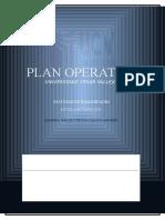 Plan de Trabajo 2015-III Refugio Mujer
