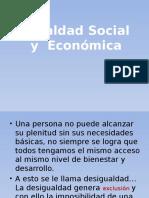 Igualdad Social y  Económica.pptx