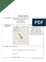 Ficha de Trabalho FEIRAS- Feira Do Livro