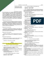 Plan Foral de Regadios Normativa y Ejecucion