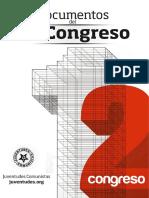 Documentos XII Congreso - Tesis Politicas