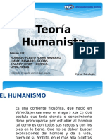 Teoria humanista g2