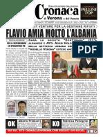 La Cronaca Di Verona 30 Settembre 2016