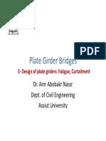 3-Plate Girder Design-Fatigue and curtailment (2).pdf