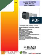 Ficha Técnica Humidificadores para Ducto Línea HR 2013.pdf