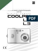 Nikon CoolPix L2 L3