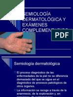 semiologia dermato