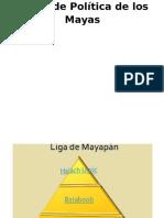 Piramide Politica de Los Mayas Imagen