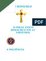 o Ideal Ético Rosacruz Em 12 Virtudes