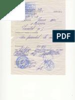 Certificat nr. 312