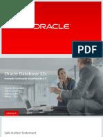 Oracle Database Enterprise Edition 12c