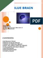 Blue Brain Ppt