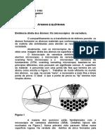 Apostila de Microscopia Eletronica