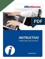 FORMATO INSTRUCTIVO FORMULARIO 102A EN LI´NEA