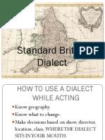 Standard British Powerpoint