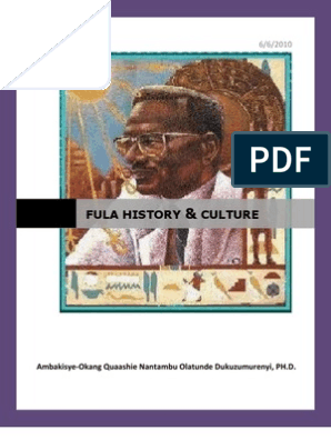 The Fulani People | West Africa