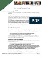 NetAcad Assessment News-21Sep09final