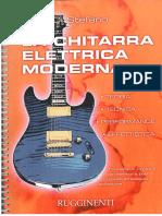 Piero Stefano - La Chitarra Elettrica Moderna