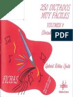 250 DICTADOS MUY FACILES fichas.pdf