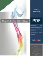 diseno-innovacion diagnóstico sectorial ProMéxico.pdf