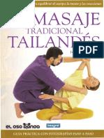 Juan José Plasencia - El Masaje Tradicional Tailandés
